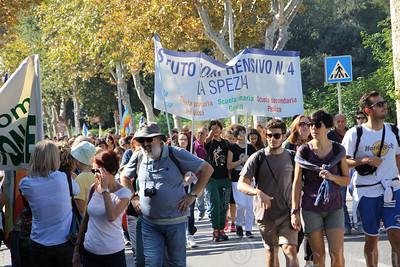 2014/10/19 Marcia della Pace