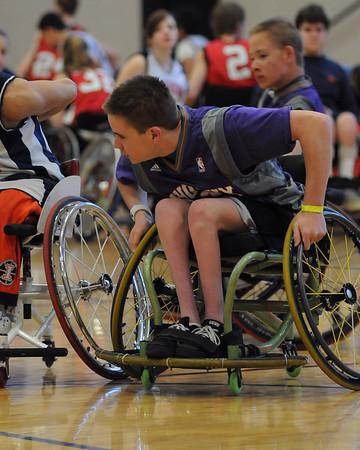 Wheelchair BBall National Championship 09