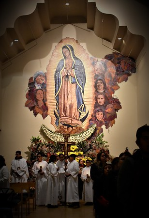 12-11-2018  Vigilia Virgen de Guadalupe
