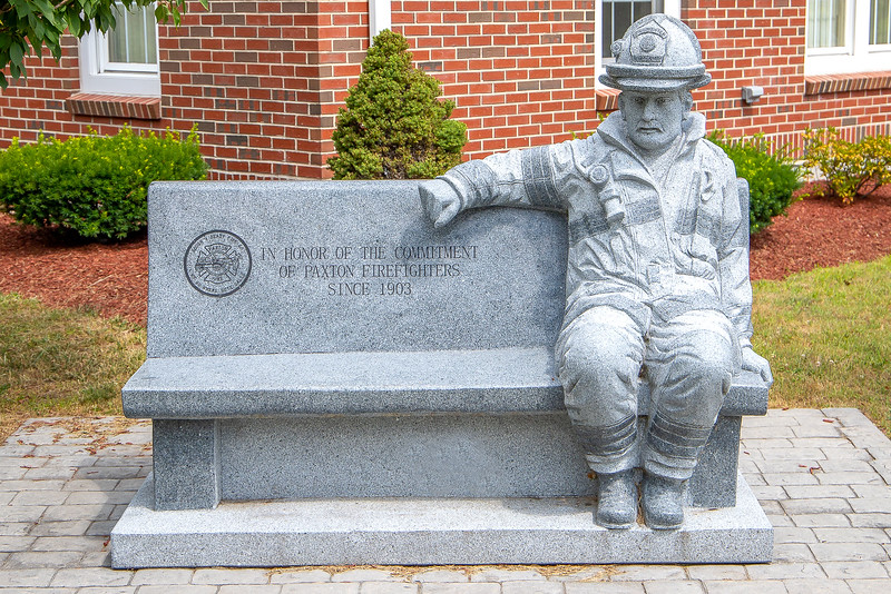 Paxton Firefighters Memorial