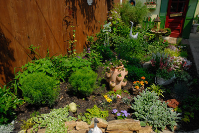 More Yard and Garden