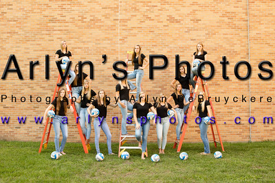 Hutch Volleyball Banner Photographs