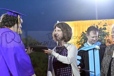 Camdenton Graduation 2018 - Diplomas