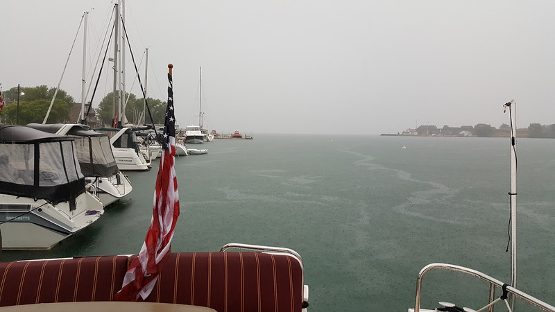Monday, July 25 - Leaving Niagara-on-the-Lake