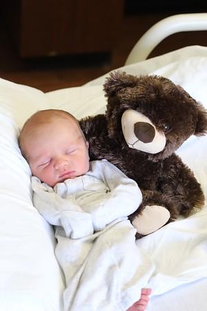 Baby Bearett's First Day