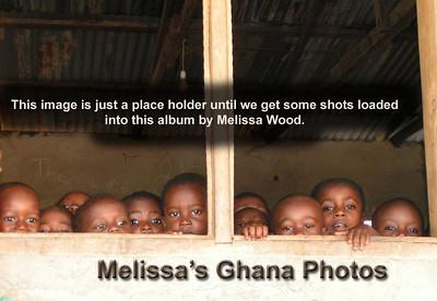 Melissa's Ghana Photos