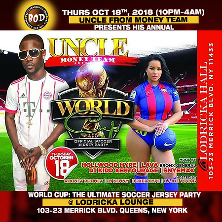 10-18-2018-QUEENS-Uncle Presents World Cup Soccer Jersey Affair