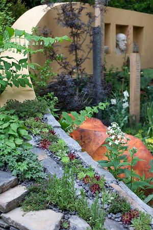 Gardens, flowers and seasons