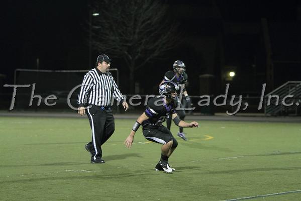 CHCA 2011 Varsity Football vs New Miami 10.21