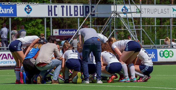 2018-05-12: HC Tilburg MA1 - Gooische MA1