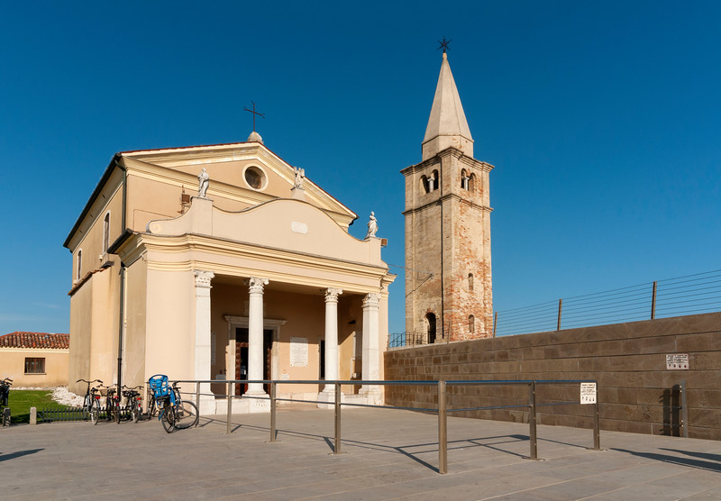 Church of Blessed Virgin of Angel, Caorle, Italy