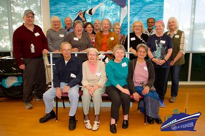 MV Volunteer Cruise Party!