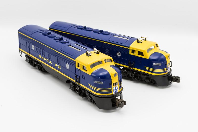 Locomotives Diesel