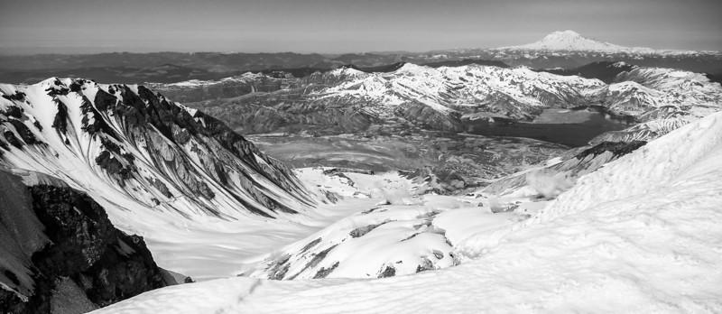 2012-5-11  Climbing St Helens