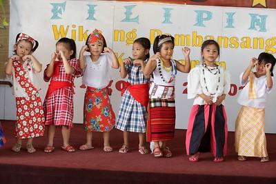 Buwan ng Wika 2015 Pagdiriwang ng Preschool