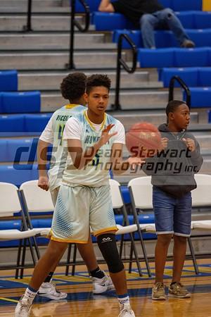 Boys Freshman Basketball 12-12-19