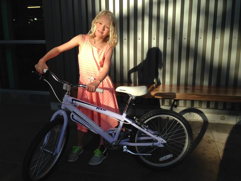 New bike from REI