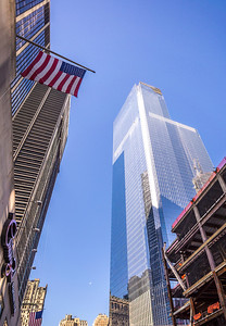 NYC Wide Trade Center to Madison 57th