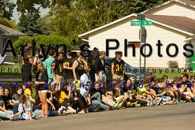 Hutch Homecoming Parade and Coronation