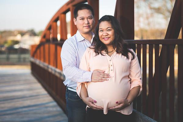 Michelle's Maternity Photos