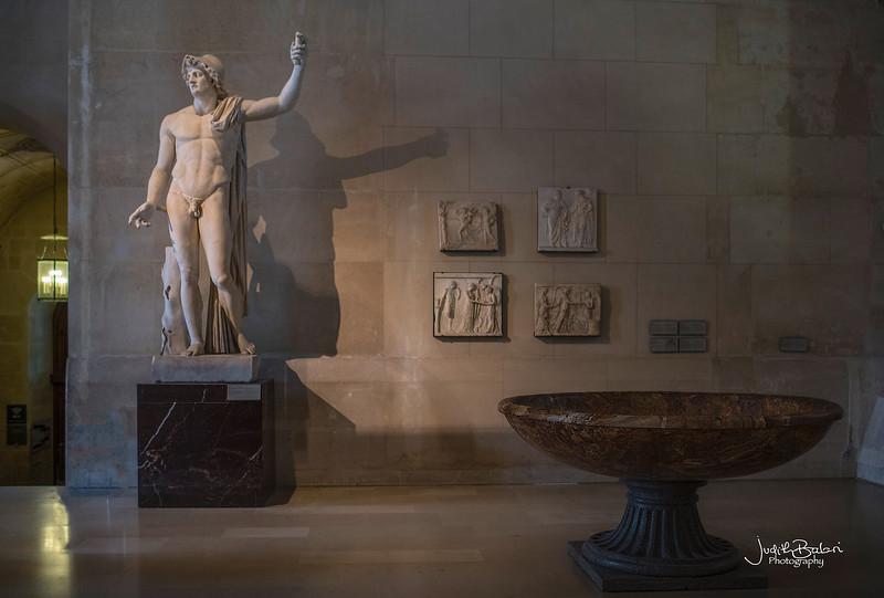 Louvre Museum, Paris , France