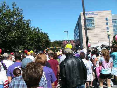 Walk to Cure Cancer-9/06