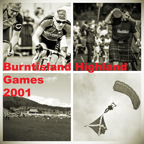 Burnisland Games 2001