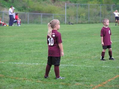2005 Aug 27 - Katherine's Soccer Game