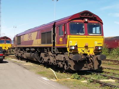 Wales - East Usk, Margam & Aberthaw    13/04/09