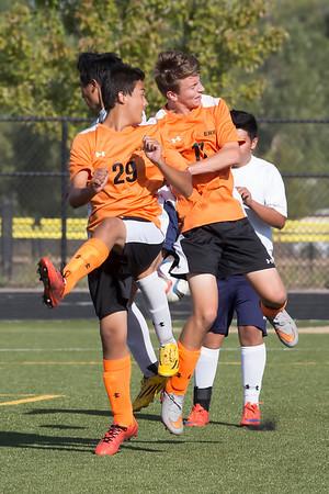092315 Erie JV v Frederick Soccer