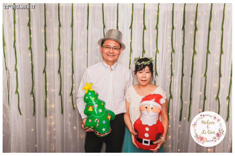 Wedding of Melvin & Li Qin   © www.SRSLYPhotobooth.sg