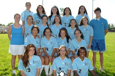 Girls Soccer Individuals