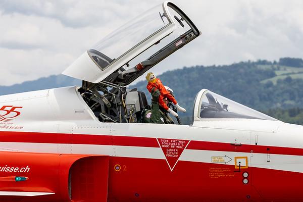 80 Jahre Flugplatz Emmen