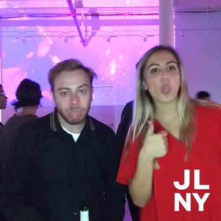 JL NY Fashion Week Photos