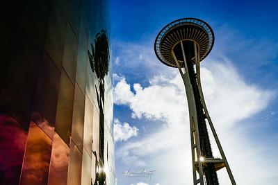 Seattle February 2020