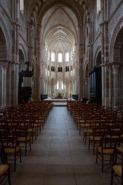 Vezelay Sainte-Madeleine Abbey