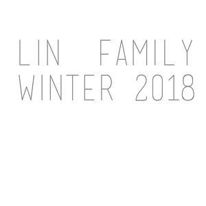Lin Family Winter 2018