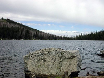 Upper Hazard Lake