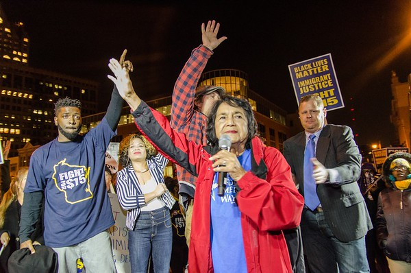 Delores Huerta - Milwaukee