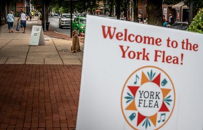 York Flea & Music Returns