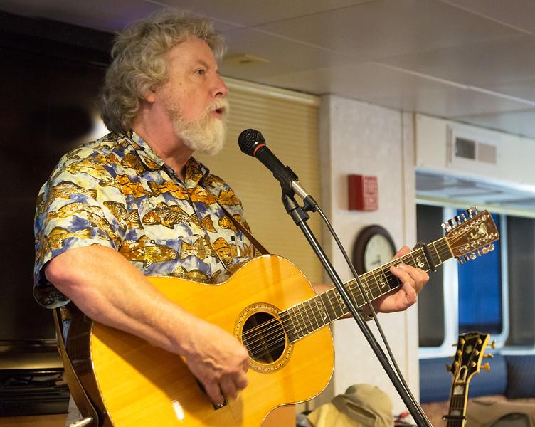 Kastle sings a sea shanty.