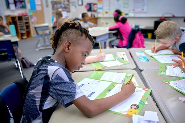 Safer, Smarter Schools classroom shoot