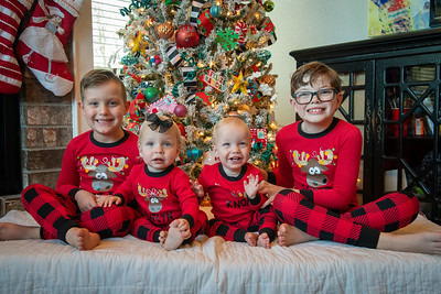 Christmas PJ's (December 5)