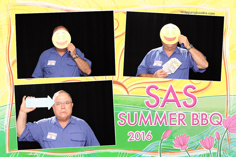 SAS Summer BBQ 2016