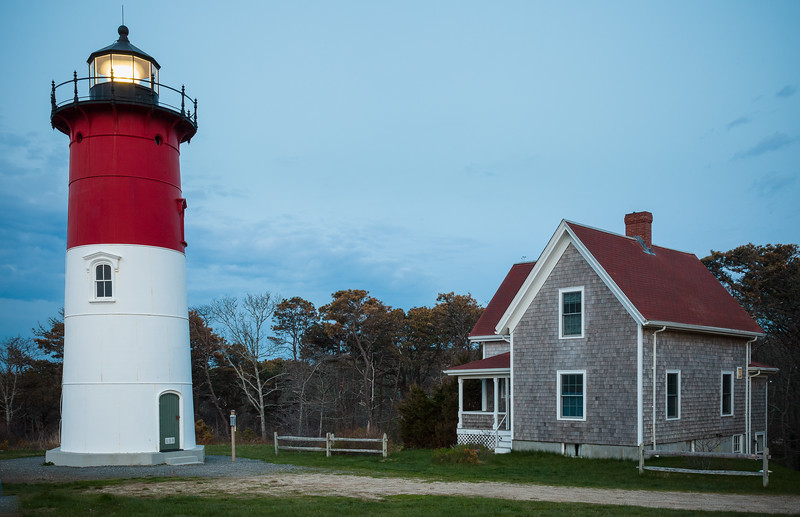 Nauset Beach Light, Massachusetts, USA
