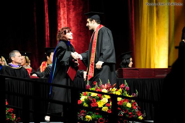 USC Main Commencement 2012