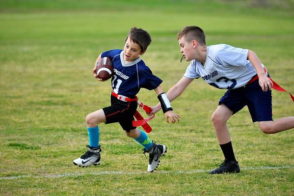 Upward Football  4-1-2017