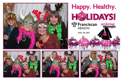 Franciscan Alliance - Happy, Healthy, Holiday Event 2017