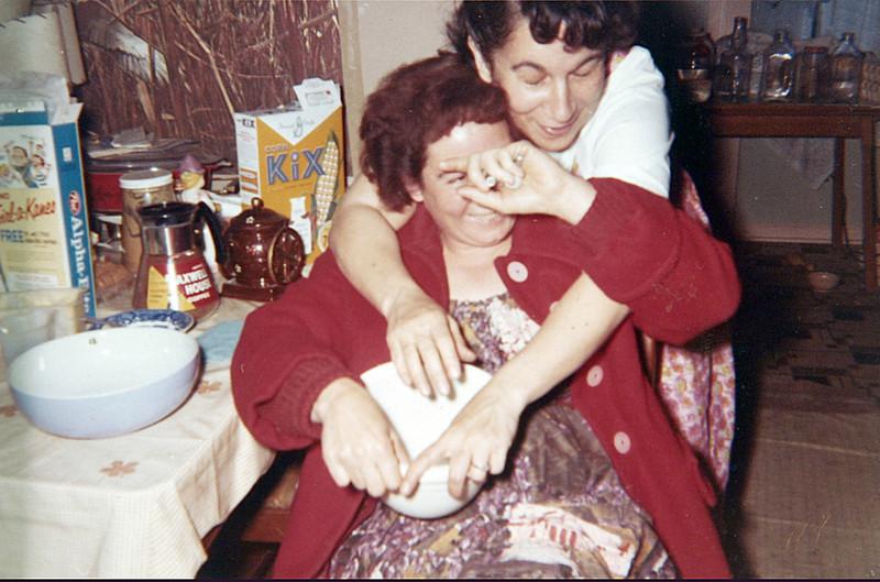 Aunt Lil & Aunt Julia April 1963.JPG