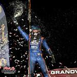 Grandview Speedway USAC Sprints - 6/15/21 - Michael Fry